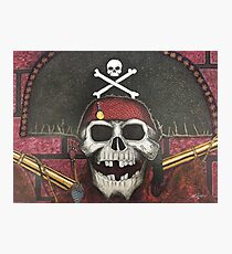 A Pirates life for me Photographic Print
