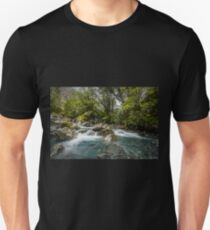Headwaters of the Hollyford Unisex T-Shirt