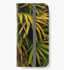 Shades Of Green iPhone Wallet/Case/Skin
