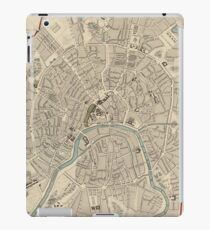 Vintage Map of Moscow (1836) iPad Case/Skin