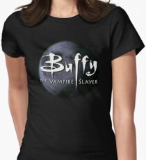Buffy  Women's Fitted T-Shirt