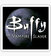 Buffy  Sticker
