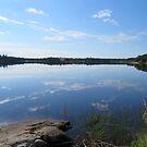 Gillingham Lake ,Hanson Lake Road, Sask. Canada by MaeBelle