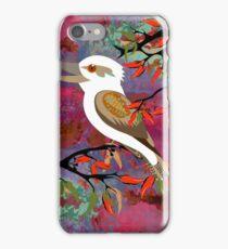 BushFire Kookaburra 10 iPhone Case/Skin