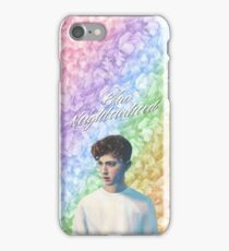 Troye Sivan Blue Neighbourhood Rainbow iPhone Case/Skin