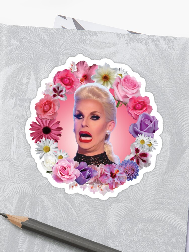 fd43efc2e83428 Shocked Katya Zamolodchikova - Rupaul  39 s Drag Race All Stars 2 Sticker