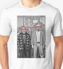 The Chemist and the Entrepreneur - Breaking Bad Unisex T-Shirt