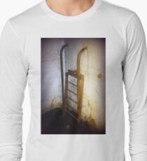 Battery Mishler ladder going nowhere Long Sleeve T-Shirt