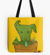 Don't Let the Hate Grow!  Tote Bag