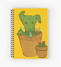 Don't Let the Hate Grow!  Spiral Notebook