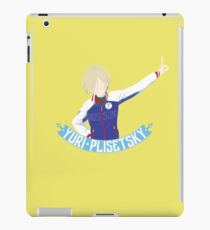 Yuri Plisetsky - Yuri!!! On Ice iPad Case/Skin