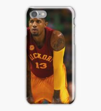 Paul George Hickory #13 iPhone Case/Skin