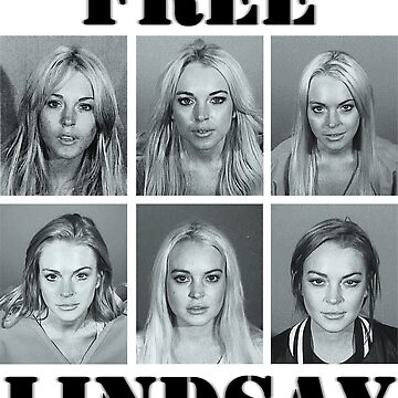 FREE LINDSAY  by leviw94