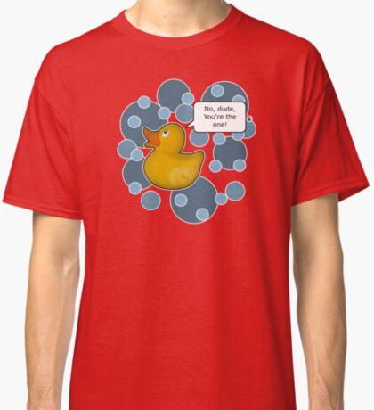 ♥ Rubber Ducky ♥ Classic T-Shirt