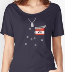 Fire at Will ! Women's Relaxed Fit T-Shirt