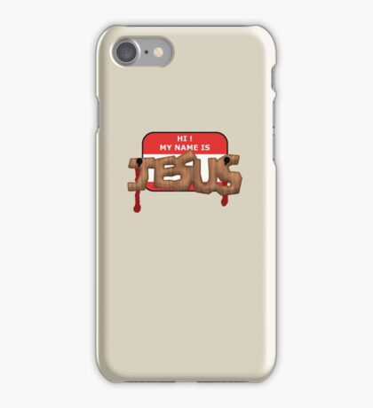 The Carpenter - warning : content is in bad taste iPhone Case/Skin