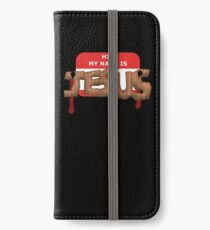 The Carpenter - warning : content is in bad taste iPhone Wallet/Case/Skin