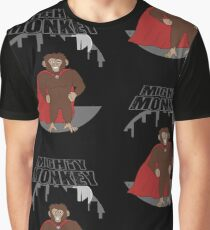 Mighty Monkey Graphic T-Shirt