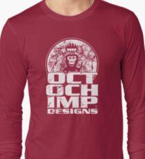 Octochimp Designs Long Sleeve T-Shirt