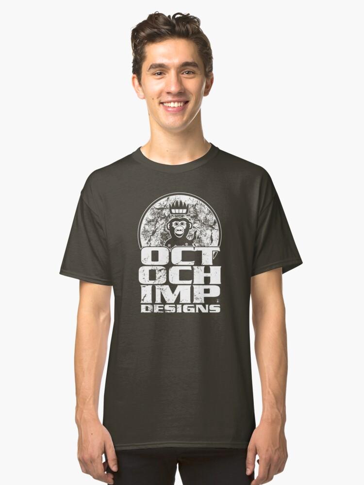 Octochimp Designs Classic T-Shirt Front