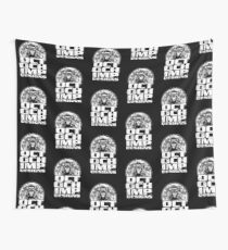 Octochimp Designs Wall Tapestry