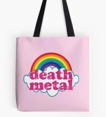 Death Metal Rainbow (Original) Tote Bag