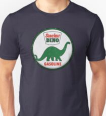 Sinclair Dino Gasoline vintage sign distressed T-Shirt