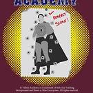 Villain Academy by Octochimp Designs