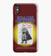 Villain Academy iPhone Case/Skin