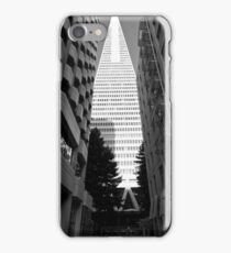 Transamerica Pyamid - San Francisco USA iPhone Case/Skin