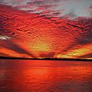 Bribie Sunset by EvelynMC