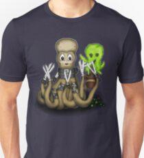 Eduardo Scissor Tentacles Unisex T-Shirt