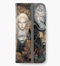 castlevania symphony iPhone Wallet/Case/Skin