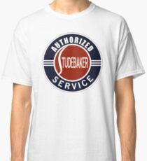 Authorized Studebaker Service vintage sign Classic T-Shirt