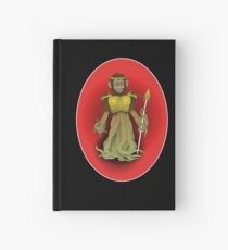 The calm before the storm Hardcover Journal