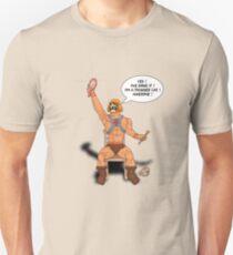 By the power of Ginger Skull ! Unisex T-Shirt
