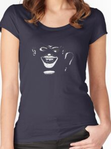 ...and instead of a left hand ... Women's Fitted Scoop T-Shirt