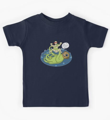 I dook you Bucky-bookoo Kids Clothes