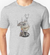 Asimo the cookie-bot Unisex T-Shirt
