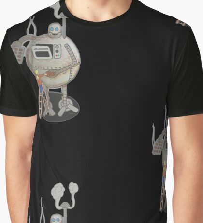Asimo the cookie-bot Graphic T-Shirt