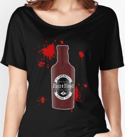 B Negative Women's Relaxed Fit T-Shirt