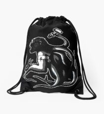 Shud, the last legionary of Simiacle Drawstring Bag