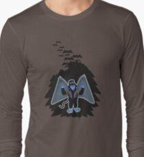 whatever happened to those cute flying monkeys? Long Sleeve T-Shirt
