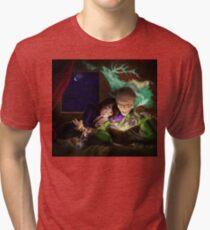 Hannibal - Reading Tri-blend T-Shirt