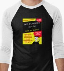Moral Values for Dummies Men's Baseball ¾ T-Shirt