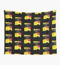 Moral Values for Dummies Wall Tapestry
