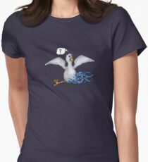 Roger Women's Fitted T-Shirt