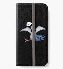 Roger iPhone Wallet/Case/Skin