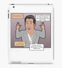 The Passion of the Mel iPad Case/Skin