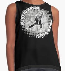 Budgie Style Kung Fu Contrast Tank